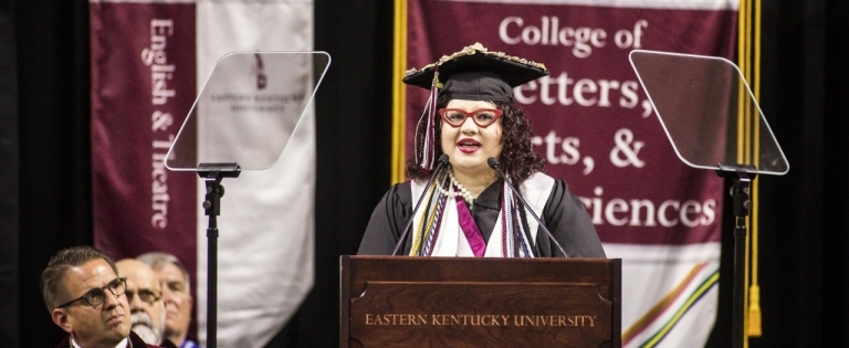 High School Dropout Turned Star EKU Graduate Finds Inspiration in Reba McEntire