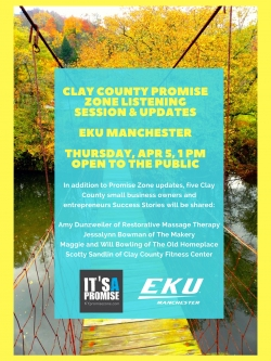 Clay County Promise Zone Listening Session